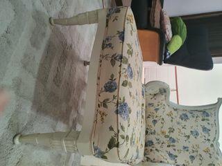 Sofa Antik Cantik Vintage Classic