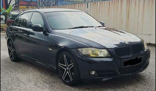 STATUS SINGAPORE  🇸🇬🇸🇬🇸🇬🇸🇬🇸🇬🇸🇬🇸🇬🇸🇬  BMW 328i YEAR 2008/08 Roadtax ON GOOD CONDITION COLLECT KL