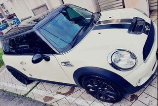 STATUS SINGAPORE  🇸🇬🇸🇬🇸🇬🇸🇬🇸🇬🇸🇬🇸🇬🇸🇬  Mini cooper S TURBO  R56 1.6A YEAR 2008/08 RUNNING WELL GOOD CONDITION COLLECT JOHOR