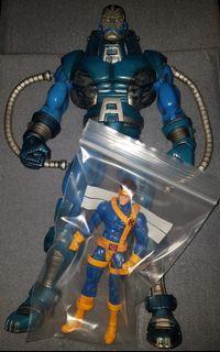 Toybiz Apocalypse BAF & Jim Lee Cyclops