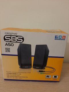 全新立體聲USB音響,USB Stereo #防疫