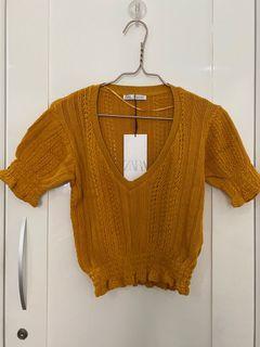 Zara Knit Too