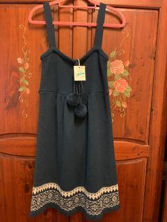 專櫃0918針織洋裝
