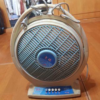 惠騰 10吋箱扇/電風扇25cm