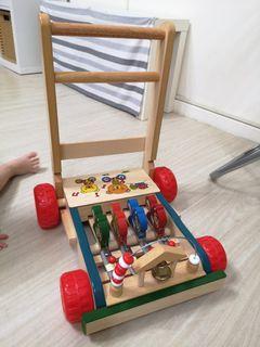 幼童學步車,兒童手推車