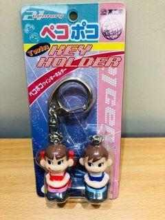 不二家日本購入公仔鑰匙圈
