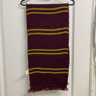 全新哈利波特葛萊芬多圍巾(日本環球購入)