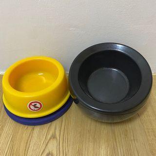 寵物碗*2