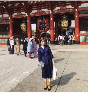 日本購入古著洋裝