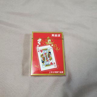 撲克牌 紙牌