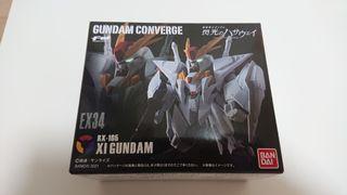 日版 FW GUNDAM CONVERGE EX34 Xi Gundam 閃光之哈撒維