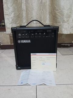 Ampli Yamaha ga15ii