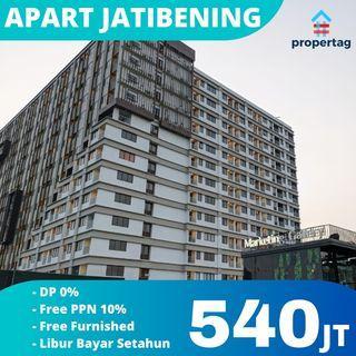 Apartement Harga Terjangkau Connect LRT
