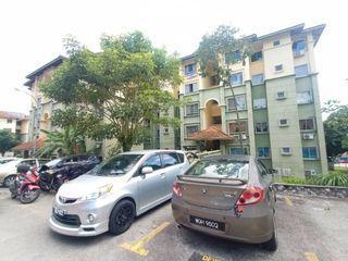 Apartment Dewi Astana Alam 2 Puncak Alam Level 1 Partly Furnish