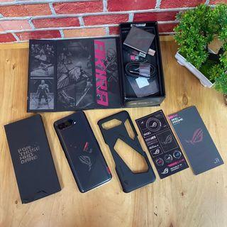 Asus ROG Phone 5 12/128GB Black Tencent Fullset original