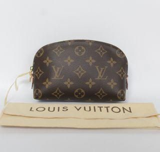 Authentic Louis Vuitton Monogram Cosmetic Pouch-Almost Like New