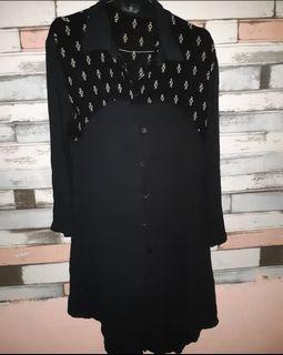 Black tunik