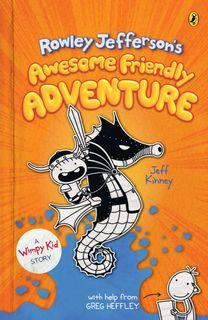 (BN) Awesome Friendly Adventure