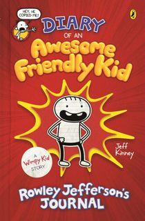 (BN) Diary of an Awesome Friendly Kid