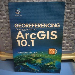 BUKU GEOREFERENCING ARCGIS 10.1 + CD NEW