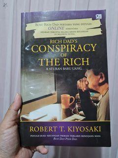 Buku Rich Dad's Conspiracy