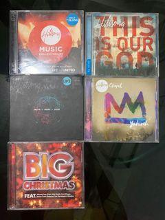 CD Lagu Hillsong