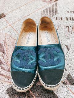 CHANEL鉛筆鞋38