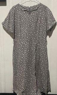 Dress vintage polka