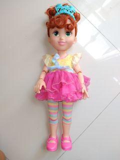 Fancy nancy doll big