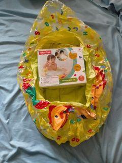 Fisher price inflatable bath tub