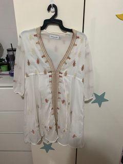 Floral Dress/size s