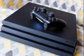 Free Delivery PS4 Pro
