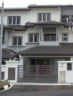 Freehold Two And Half Storey Terrace House For Sell, Jalan Inang 10, Bandar Mahkota Cheras, Kajang