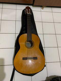 Gitar Akustik Yamaha CS40 Original Full Set FREE Soft Case