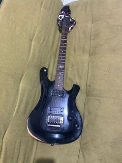 Gitar listrik sgr 006fr ori