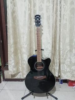 Gitar Yamaha cpx 500ii original