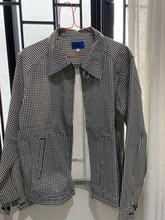 Houndstooth Jacket / outer