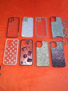 IPHONE 12 Pro Max Casing - Crystal, Sling, Fashion