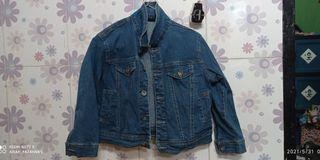 Jaket Jeans anak Import
