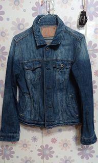 Jaket Jeans anak remaja