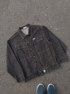 Jaket Jeans vtg GUESS GEORGES MARCIANO