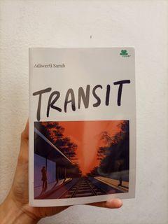"""Jual buku novel """"Transit"""""""