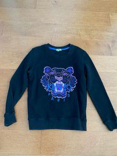 Kenzo Navy Blue sweater Size S