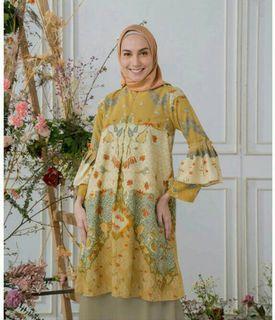 Kirana Tunic Mustard
