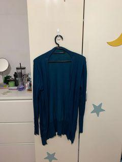 Lady/Blue Cardigan/size s