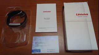 運動手環 Lintelek ID115 PLUS HR 智能手環 心率監測器手環 黑色