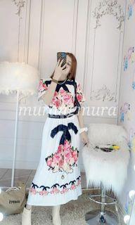 Luxury Terno Skirt Set