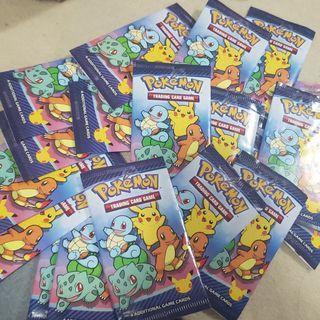 Pokemon 25th Anniversary McDonalds