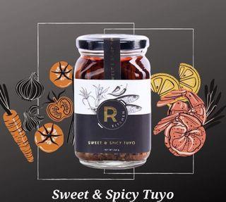 Sweet & spicy tuyo(Rkitchen)