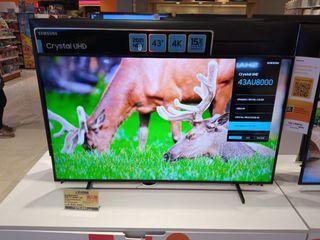 Samsung LED TV SMART - bisa Cicilan tanpa kartu kredit